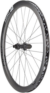 DT Swiss HGC 1400 Spline 42 Rear Wheel -  700, 12 x 142, Center-Lock, HG/XDR, Black alternate image 1