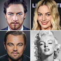 Hollywood Actors: Guess the Celebrity — Quiz, Game icon