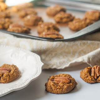 Pumpkin Pecan Breakfast Cookies (Low Carb) Recipe
