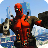 Real Deadpool Simulator 2018