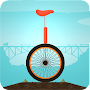 Uni Cycle-Fun and relax with one wheel casual game APK icon