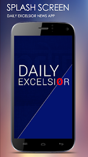 Daily Excelsior- screenshot thumbnail
