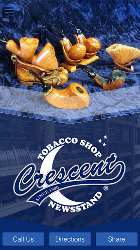 Crescent Tobacco Shop