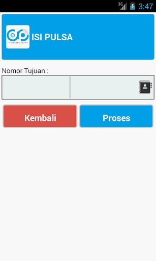 AppDistro e-Pulsa SMI 1.13 screenshots 6