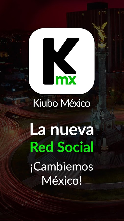 Kiubo México- screenshot