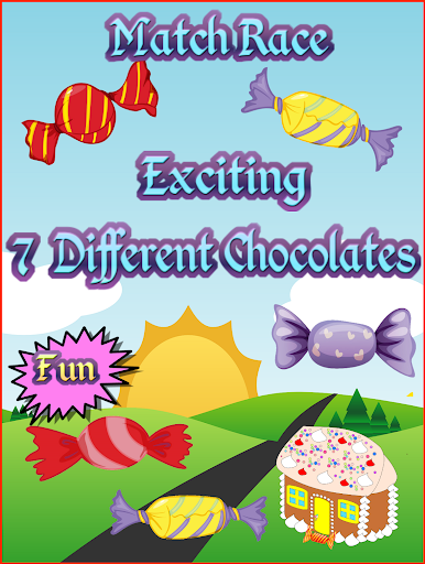 Chocolate Games For Kids free