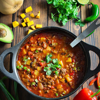 Easy One Pot Game Day Chili