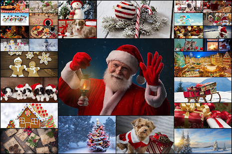 Kids Christmas Jigsaw Puzzles- screenshot thumbnail