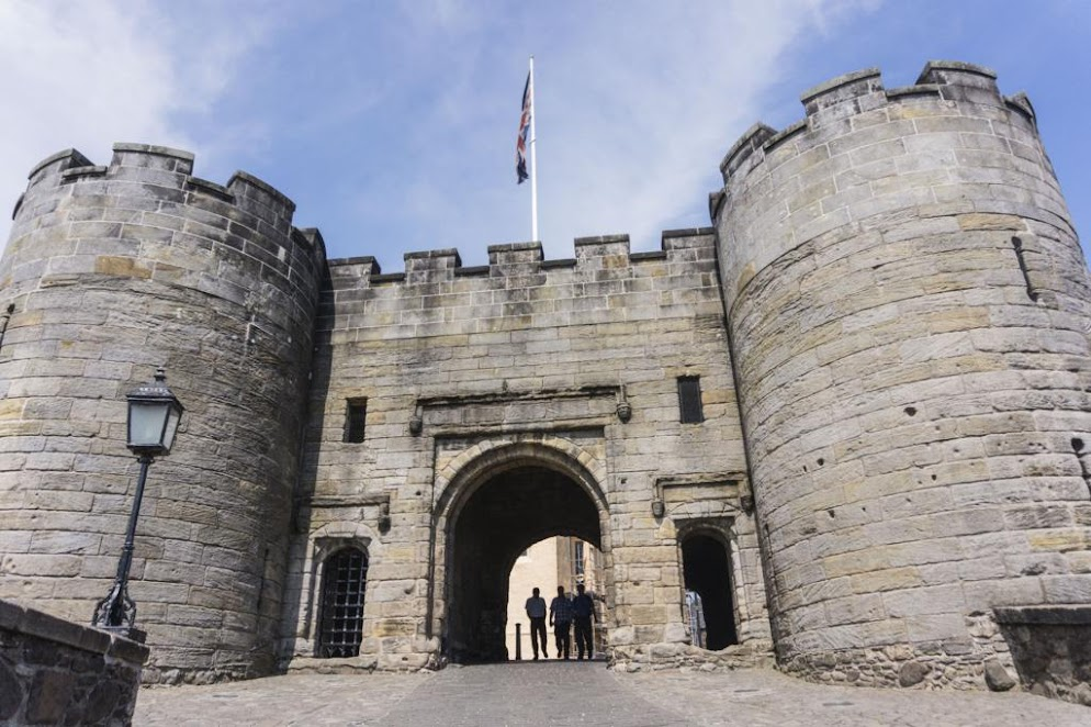 Castillo de Stirling.
