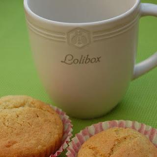 Green Cardamom Muffins.