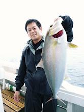 Photo: いいサイズのネリゴキャッチ!