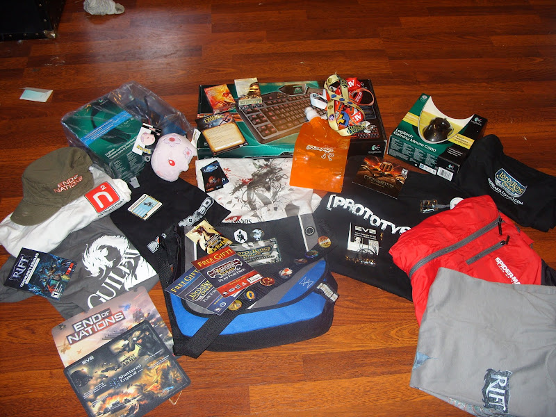 Photo: Final Swag Roundup