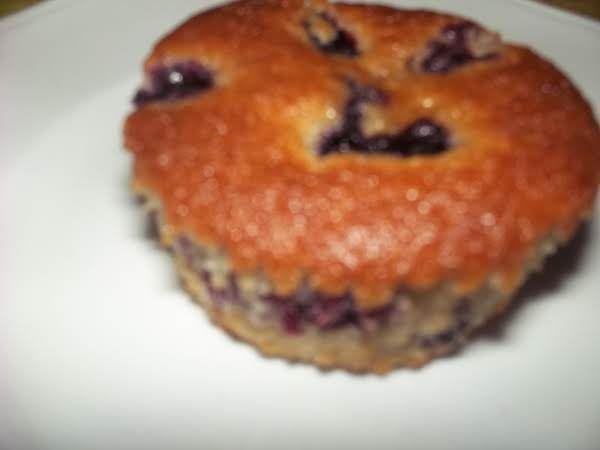 Casey's Blueberry Muffins
