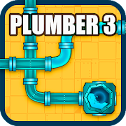 Plumber 3: Plumber Pipes Connect Game