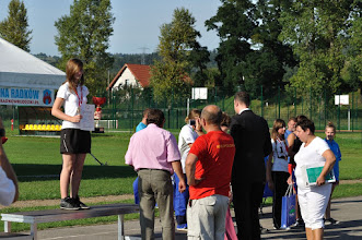 Photo: I Mistrzostwa Polski Młodzików (Ścinawka Średnia, 10-11.09.2011)