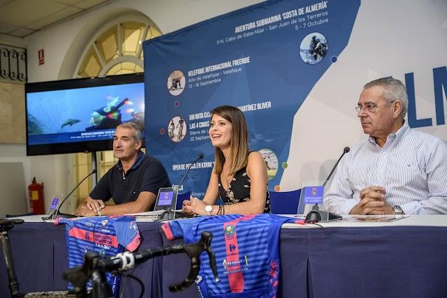 Ángeles Martínez ha presentado la nueva edición.