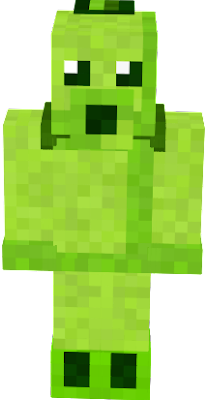 Peashooter from PvZ