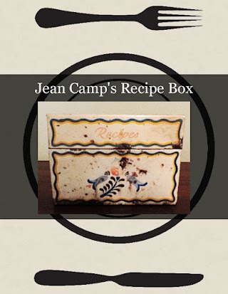 Jean Camp's Recipe Box