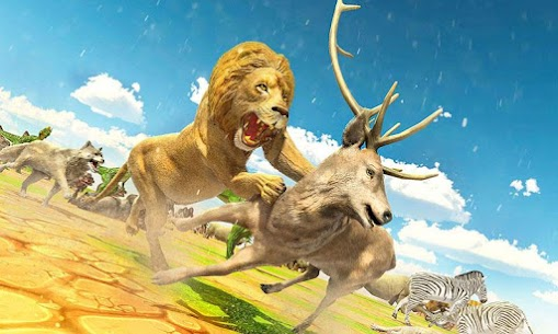 Wild Animals Kingdom Battle 6