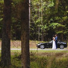 Wedding photographer Łukasz Michalczuk (lukaszmichalczu). Photo of 25.04.2016