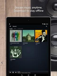 Amazon Music screenshot 07
