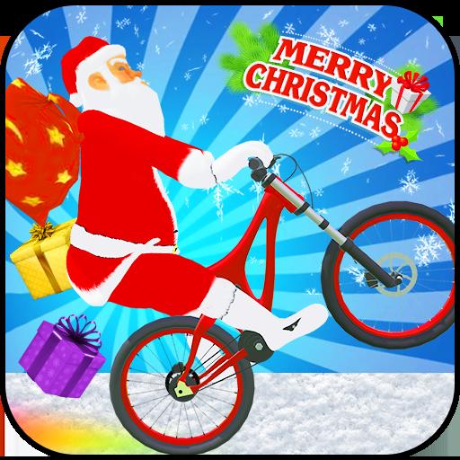 Santa Bicycle Rider:Xmas Special