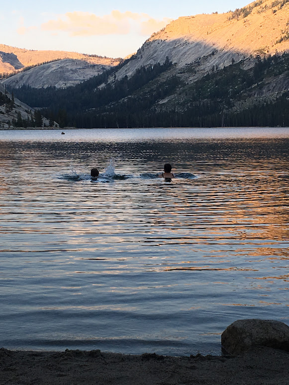 Yosemite - Swim