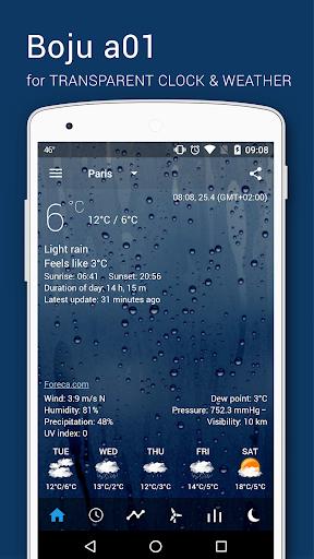 Boju weather icons 1.00.06 screenshots 23