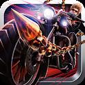 Death Moto 2 : Zombile Killer - Top Fun Bike Game icon