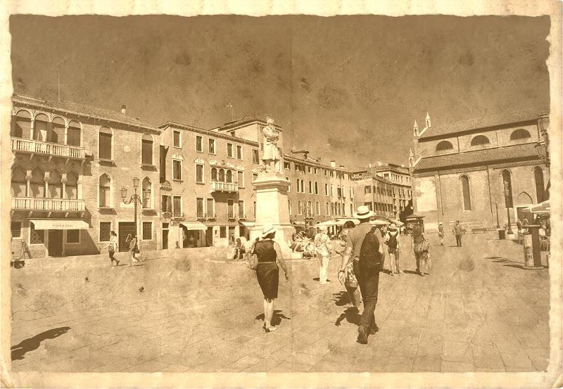 Un abbraccio da ........ Venezia! di leonardo valeriano