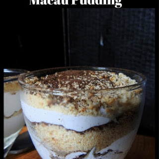 Serradura, Sawdust Pudding Macau Pudding Recipe