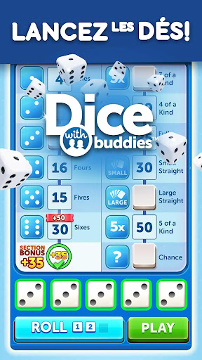 Dice With Buddies™ Free fond d'écran 1