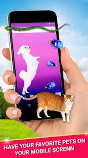 Virtual Pet - Virtual Cat, Virtual Dog, Snake. - náhled
