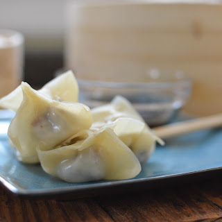 Take out at Home Steamed Dumplings