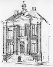 Photo: 1904 Raadhuis tekening