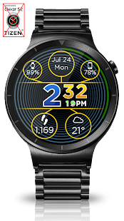 Face-FX HD Watch Face- screenshot thumbnail