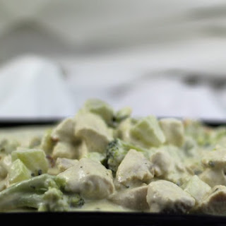 Instant Pot Alfredo Chicken