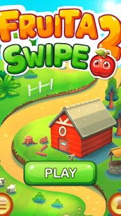 Fruita Swipe 2 - Match 3 Game - náhled