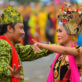 Paju Gandrung Sewu Festival 2013 (part I) by Simon Anon Satria - News & Events World Events ( jawa timur, banyuwangi, event, indonesia, wisata, festival, tourism, travel, paju gandrung sewu festival 2013, dance, gandrung, culture,  )