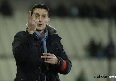 'Ex-coach Club Brugge neemt de leiding over bij Moeskroen'