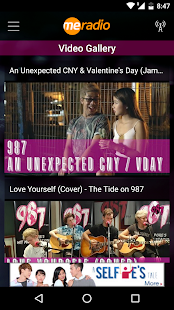 MeRadio – Singapore Radio Live- screenshot thumbnail