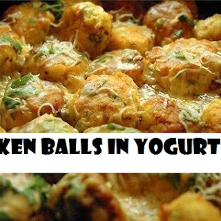 Yogurt Balls Recipes.