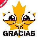 Sticker de Gracias  WastickerApp icon