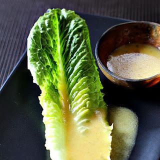 Ina's Creamy Mustard Vinaigrette
