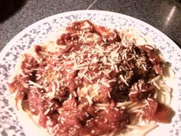 30 minute Chicken Parmesan
