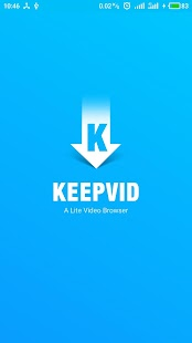 KeepVid Lite - download facebook & Instagram video Screenshot