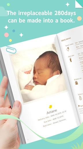 280days: Pregnancy Diary 2.2.9 screenshots 8