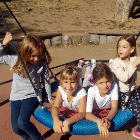 Kids in Autumn by Delete My Account - Uncategorized All Uncategorized (  )