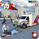 911 ambulance flying helicopter city rescue Drive for PC-Windows 7,8,10 and Mac