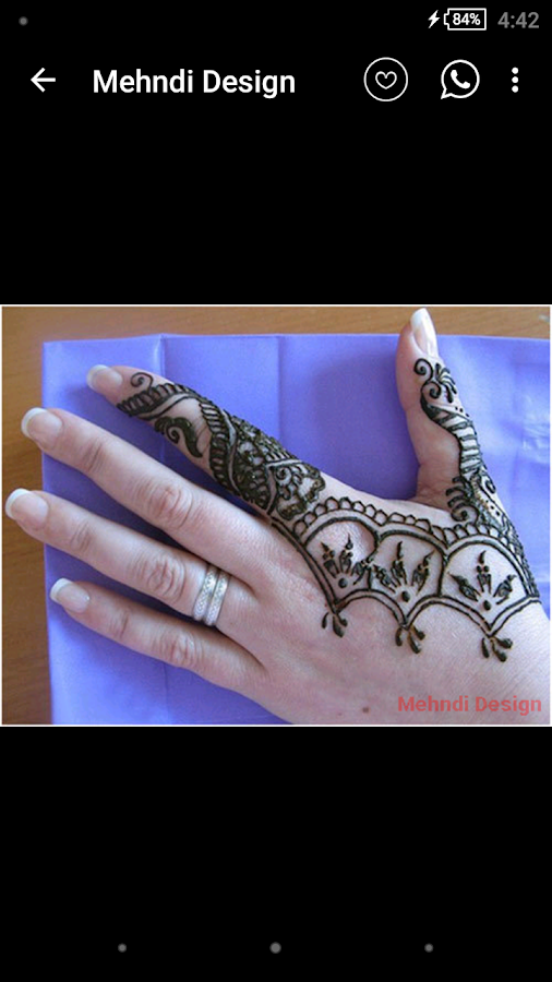 Mehndi Designs App : Mehndi designs android apps on google play